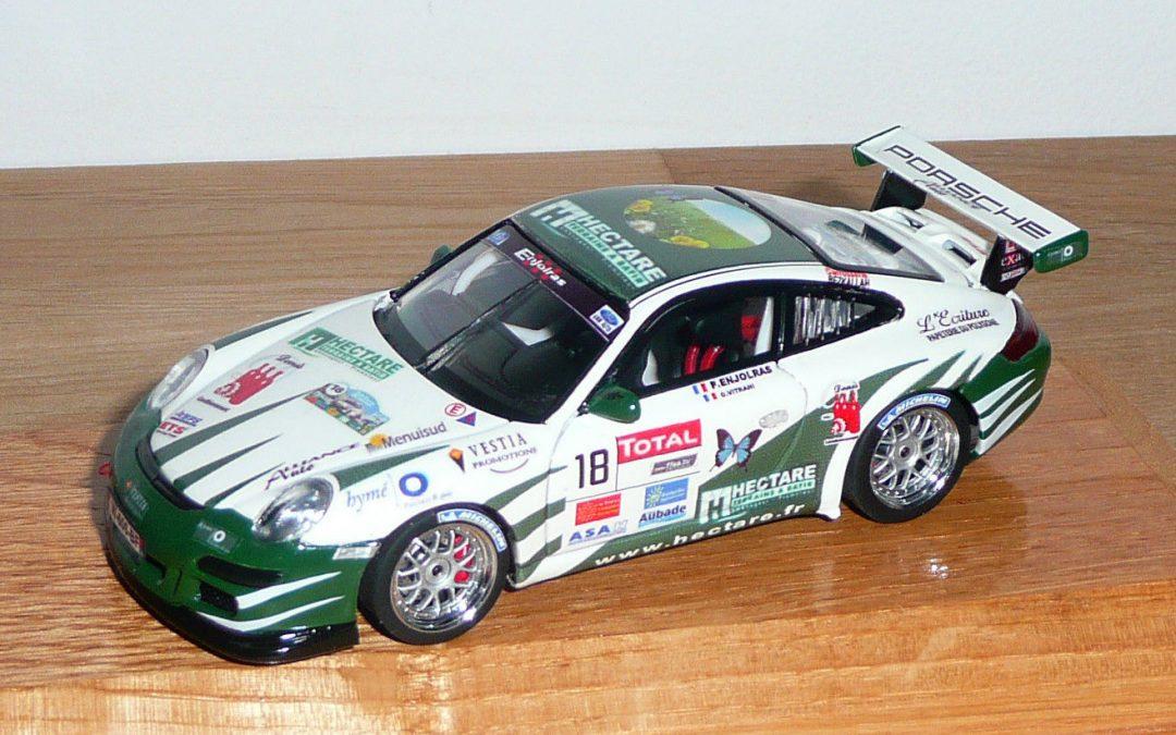 Porsche 997 GT+ -Pascal Enjolras – Criterium des Cévennes 2011