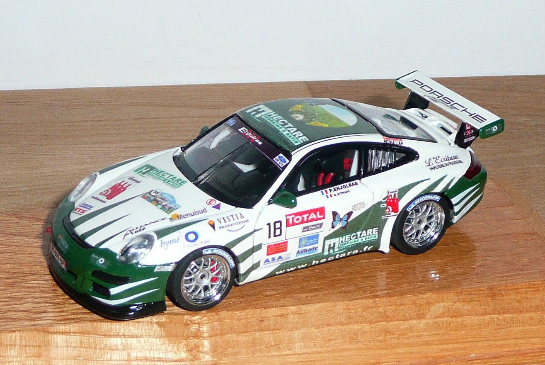 Porsche 997 GT+ -Pascal Enjolras - Criterium des Cévennes 2011