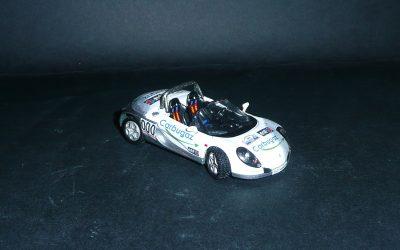 Renault Spyder GPL – Jean Ragnotti Rallye du Mont-Blanc 1997
